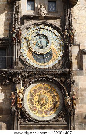 The Prague Astronomical Clock (prague Orloj), The Capital City