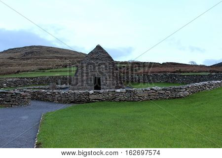 Gallarus Oratory, Dingle Penninsula, Dingle, County Kerry, Ireland
