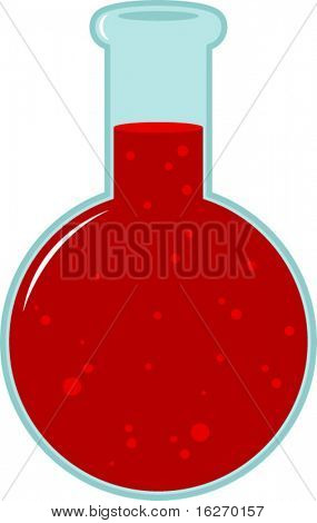 chemical round flask