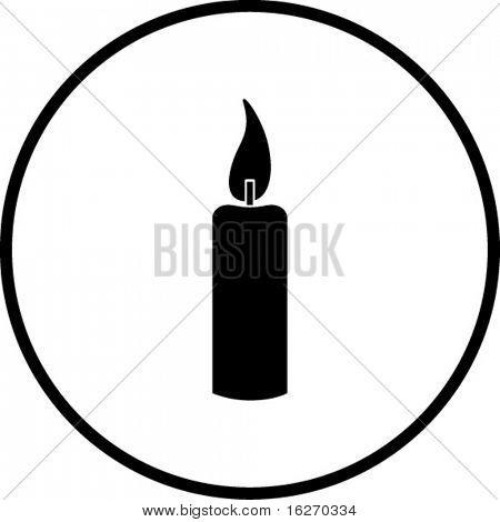 candle symbol
