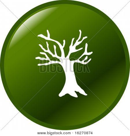 dead tree button
