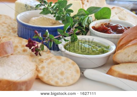 Plater Of Nibbles