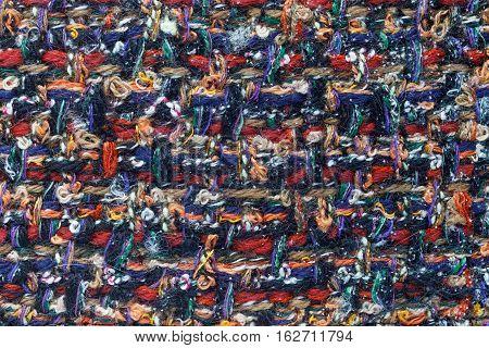 Hand Weaving Tweed