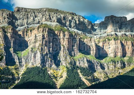 Ordesa y Monte Perdido National Park Spain