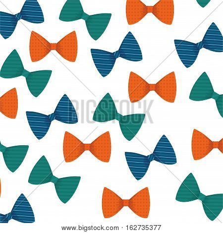 Isolated bow tie icon vector illustration graphic design