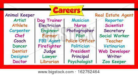 Career Collage