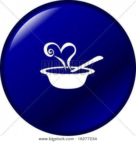 love soup button