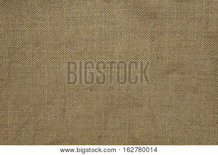 light natural linen Hessian flat texture for 3D work, textured background