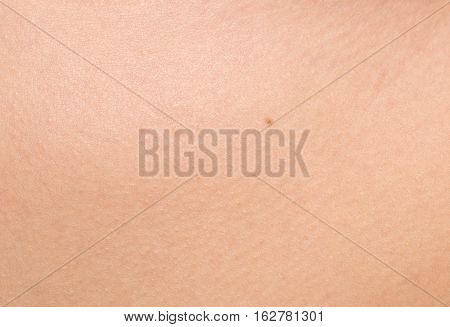 an image of a human skin background