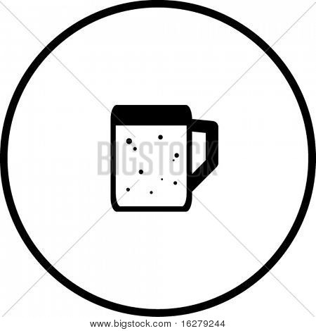 beer mug symbol