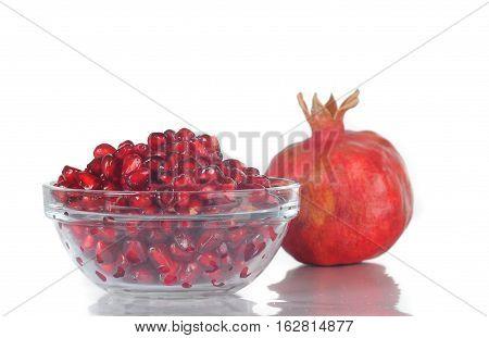 Grains  Pomegranate