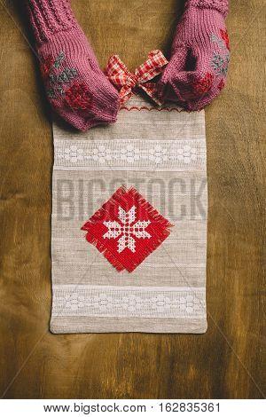 Gift Package Of Handwork