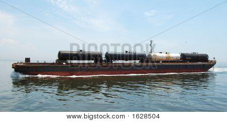 Train Barge