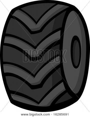 monster truck tire