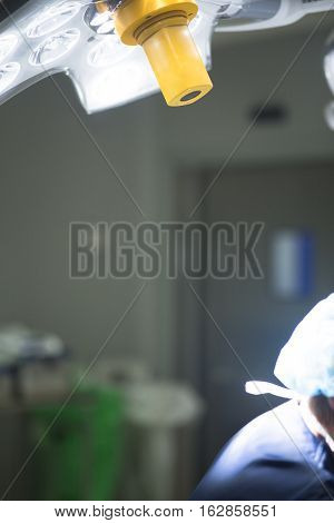 Operating Theater Surgery Light