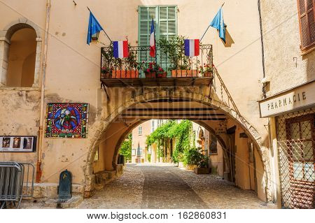 Municipality Of Seillans, Var, South France