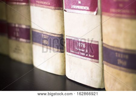 Old Legal Lawyers Books