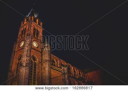 religious  church building  place  black  other grand