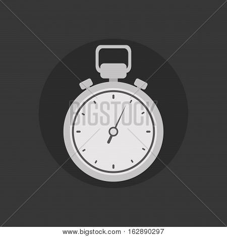 Sport timer equipment icon vector illustration graphic design