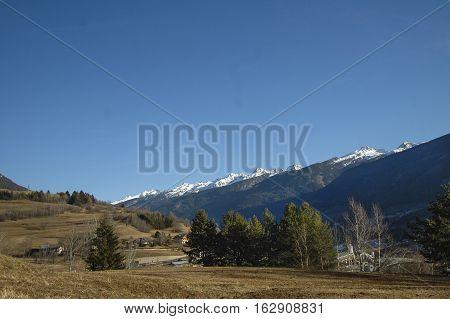 Dolomites In Trentino 01
