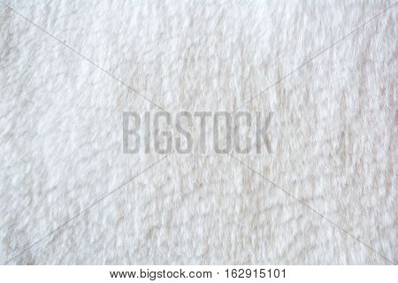 Light sheared rabbit fur. Fur texture and background.