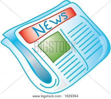 Icono de periódico