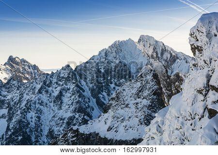 The Highest Peak Of The Carpathians.