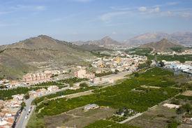Murcia Landschaft