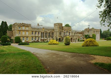 Forde Abbey in Dorset England