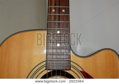 Never Guitar Body And Neck
