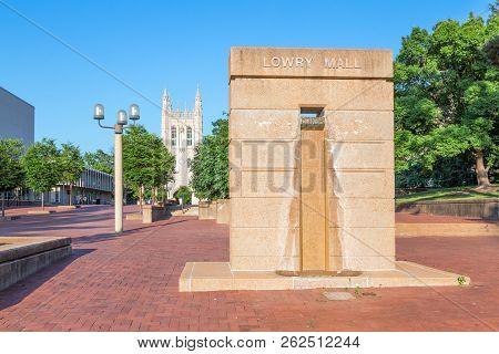 Lowry Mall At The University Of Missouri