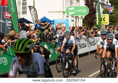 Ovo Energy Tour Of Britain 2018 Leamington Spa Ovo Energy Tour Of Britain 2018 Leamington Spa - Sept