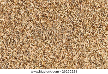 natural sawdust textured background