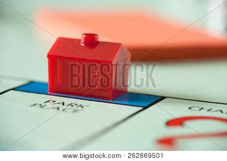 Monopoly Board Game Details