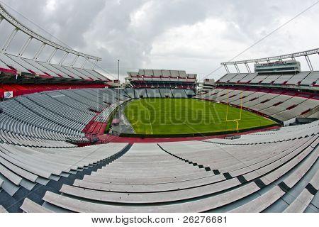 COLUMBIA, SC - JUN 9:  Williams-Brice Stadium is the home football stadium for the South Carolina Gamecocks, representing the University of South Carolina in Columbia, South Carolina on June 9, 2009.