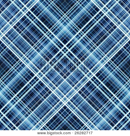 White and blue color diagonal lines abstract background.