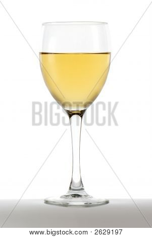 Glass Of White Wine
