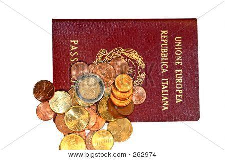 Money And Passaport
