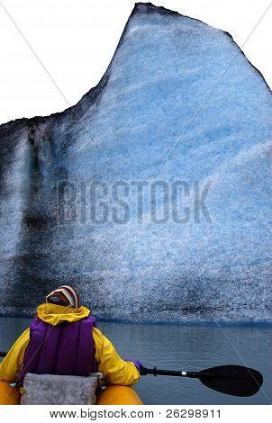 Valdez Glacier: Kayaking