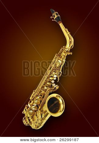 sax in full size