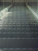Escalator steps 0924_36 poster