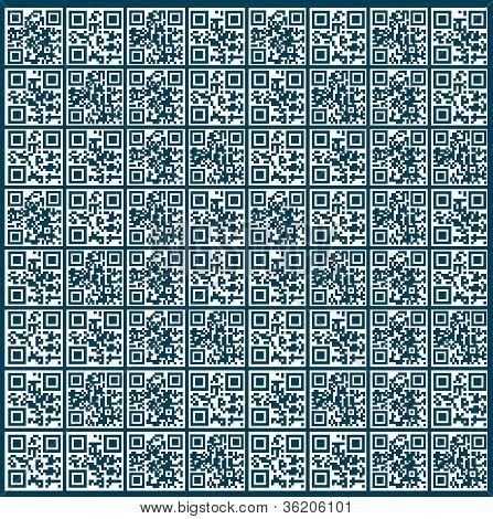 Qr Code Background