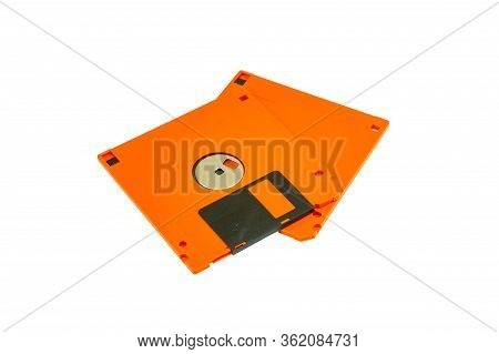 A Floppy Disk , Also Called A Floppy, Diskette , Or Just Disk Were A Ubiquitous Form Of Data Storage