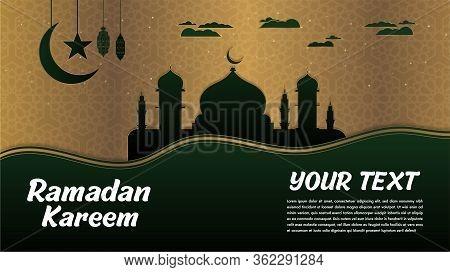 Ramadan Design Green