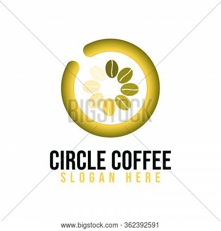 Initial Letter O Coffee Modern Logo Ideas. Inspiration Logo Design. Template Vector Illustration. Is