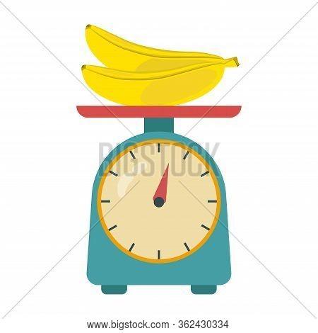 Banana On Scales