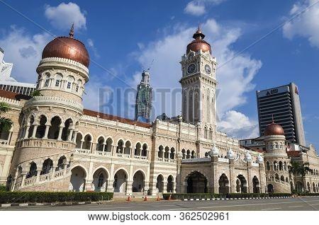 Sultan Abdul Samad Building, Dataran Merdeka