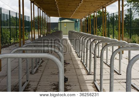 Bicycle Railings