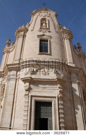 Chiesa Del Purgatorio, Matera