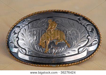 Vintage Silver Buckle